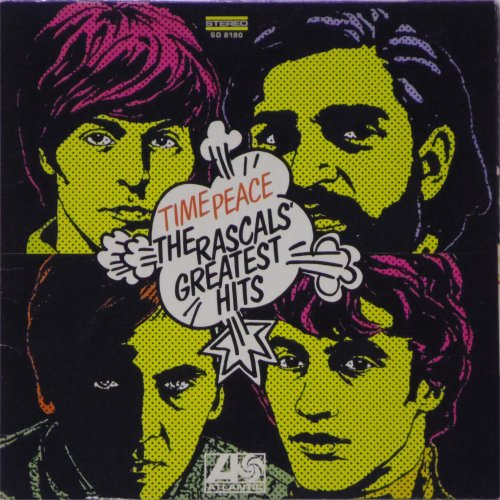 The Rascals<br>Greatest Hits<br>LP