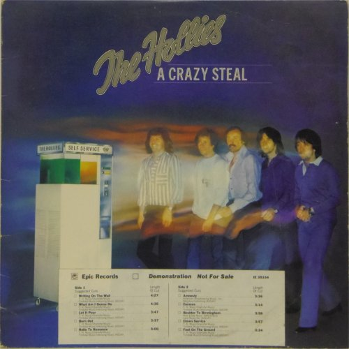The Hollies<br>A Crazy Steal<br>LP