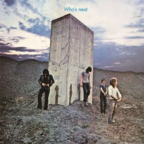 The Who<BR>Who's Next<br>(New re-issue)<br>LP