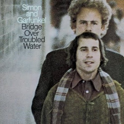 Simon & Garfunkel<BR>Bridge Over Troubled Water<br>(New re-issue)<br>LP