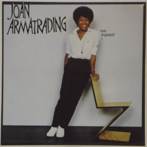 Joan Armatrading<BR>Me Myself I<br>LP