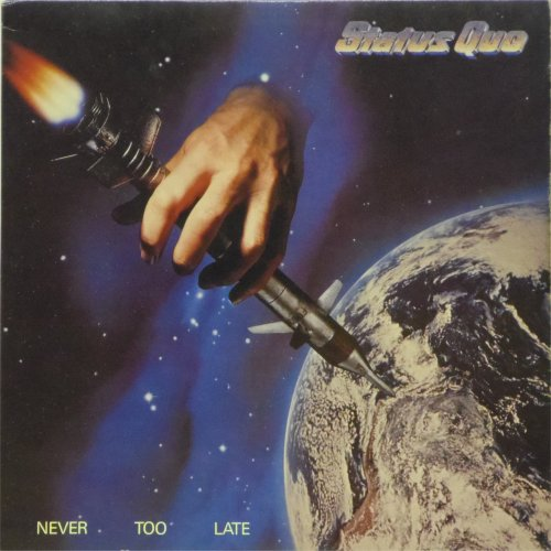 Status Quo<br>Never Too Late<br>LP