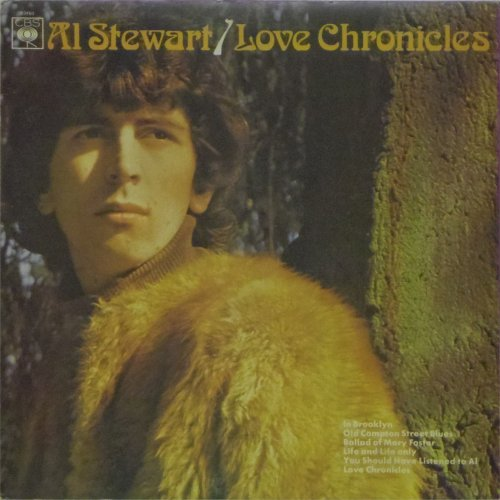 Al Stewart<br>Love Chronicles<br>LP