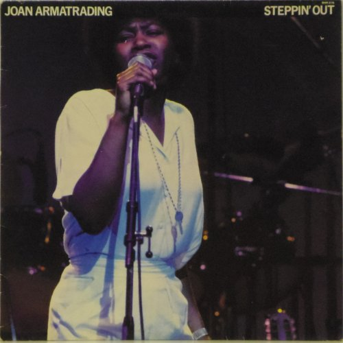 Joan Armatrading<br>Steppin' Out<br>LP