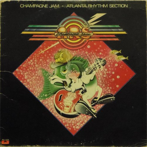 Atlanta Rhythm Section<BR>Champagne Jam<br>LP