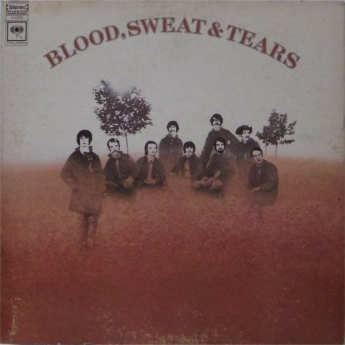 Blood Sweat & Tears<BR>Blood Sweat & Tears<br>LP