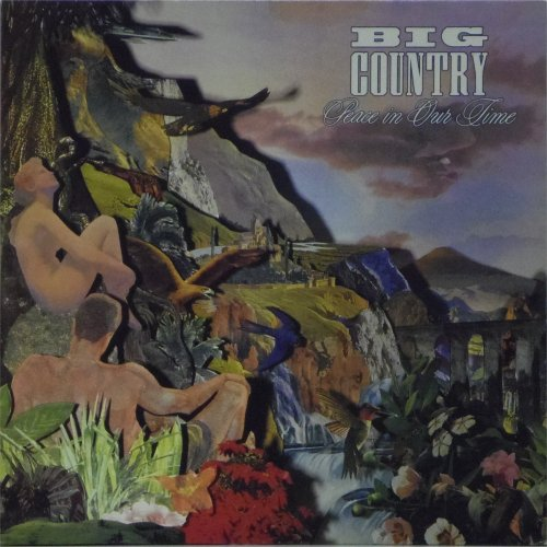 Big Country<BR>Peace In Our Time<br>LP