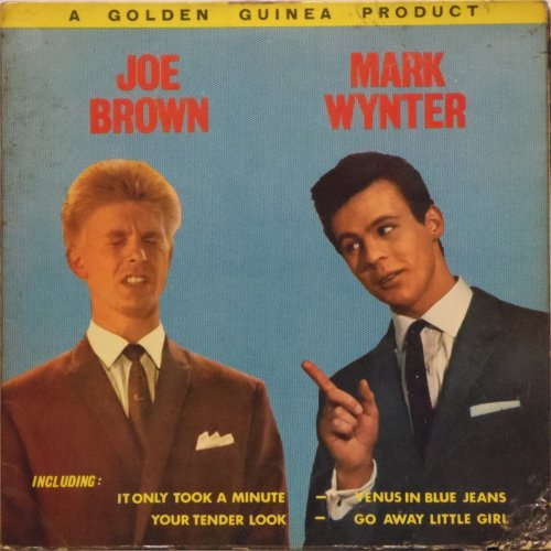 Joe Brown<BR>Joe Brown & Mark Wynter<br>LP