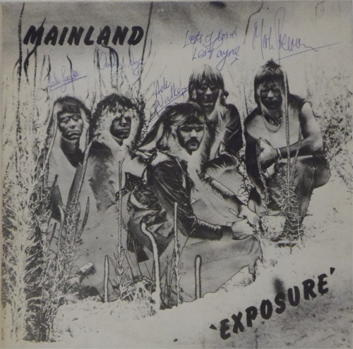 Mainland<br>Exposure<br>LP (Signed)