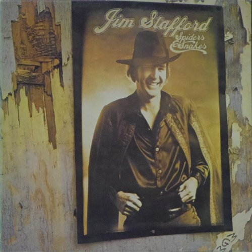 Jim Stafford<br>Spiders & Snakes<br>LP