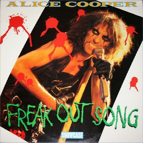 Alice Cooper<br>Freak Out Song<br>LP