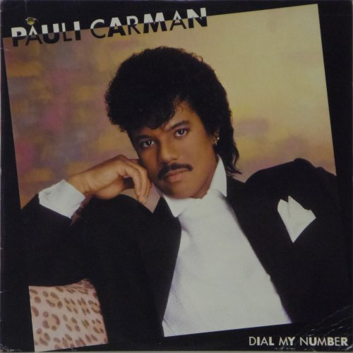 Pauli Carman<br>Dial My Number<br>LP