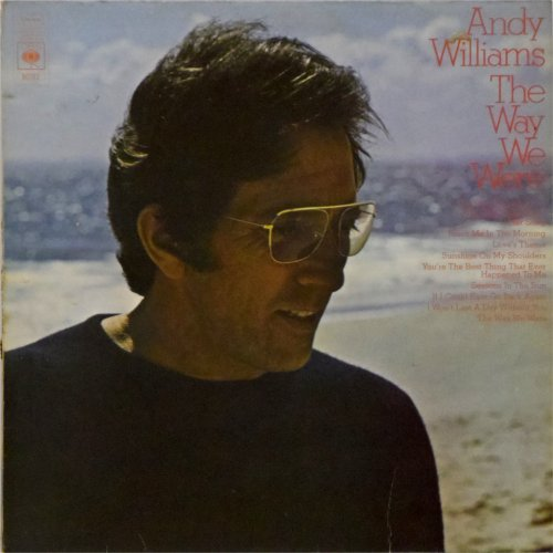 Andy Williams<br>The Way We Were<br>LP