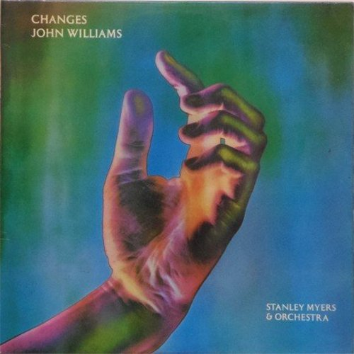 John Williams<br>Changes<br>LP