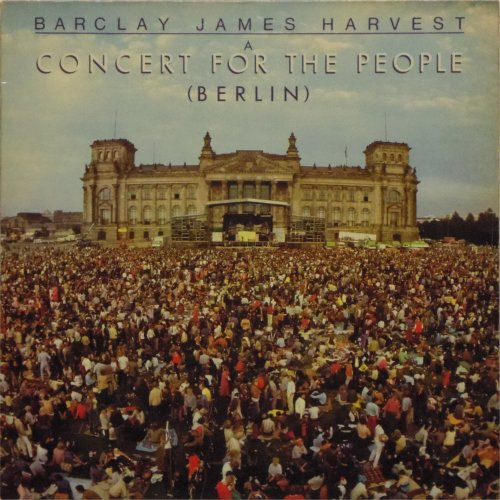 Barclay James Harvest<BR>Concert for the People<br>LP