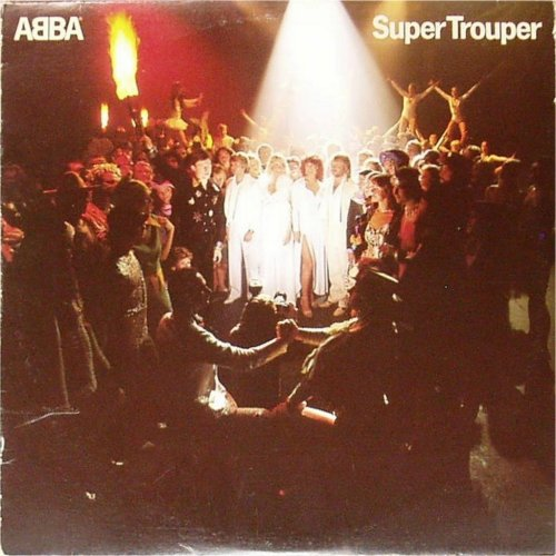 Abba<br>Super Trouper<br>LP