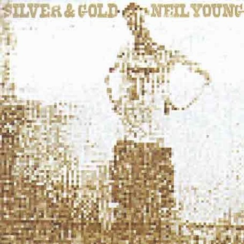 Neil Young<br>Silver and Gold<br>(New re-issue)<br>LP
