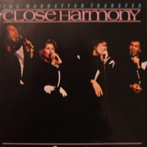 The Manhattan Transfer<br>Close Harmony<br>Double LP