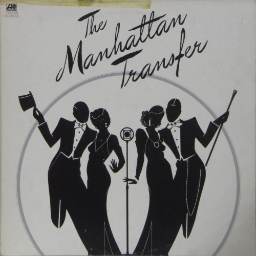 The Manhattan Transfer<br>The Manhattan Transfer<br>LP