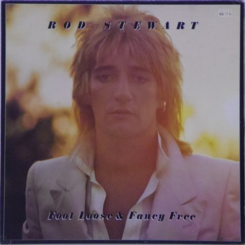Rod Stewart<br>Foot Loose & Fancy Free<br>LP