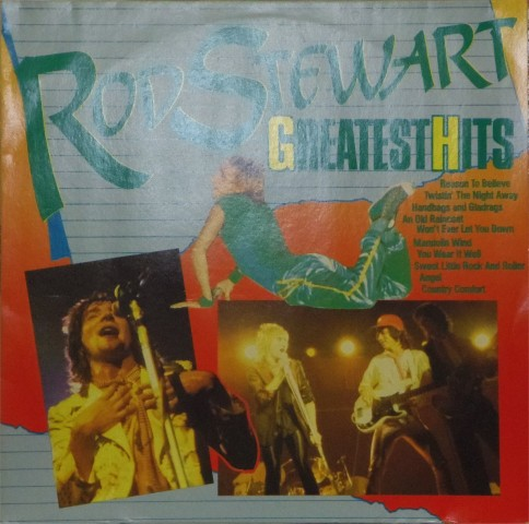 Rod Stewart<br>Greatest Hits<br>LP