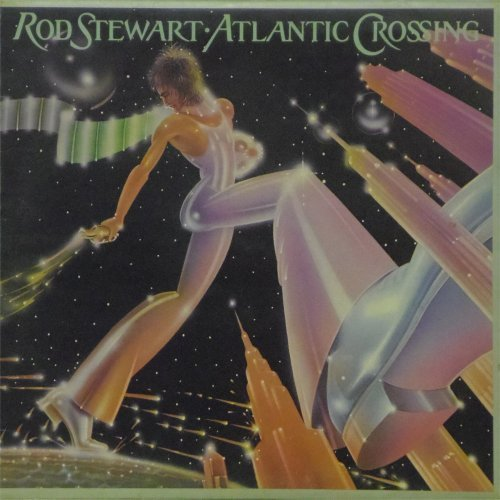 Rod Stewart<br>Atlantic Crossing<br>LP
