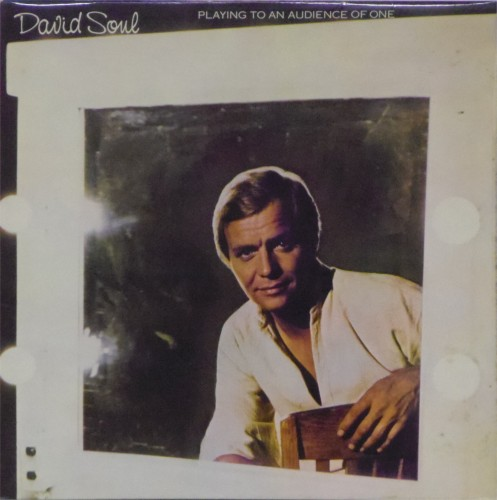 David Soul<br>Playing To An Audience of One<br>LP