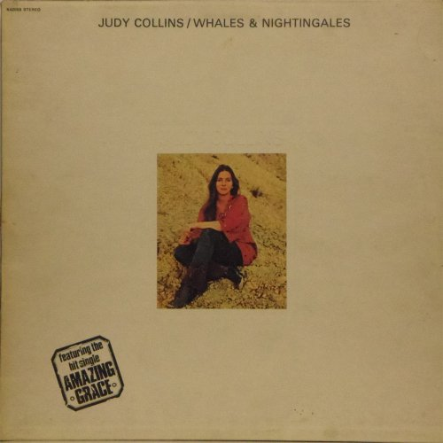 Judy Collins<BR>Whales and Nightingales<br>LP