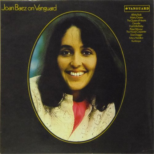 Joan Baez<br>Joan Baez on Vanguard<br>LP