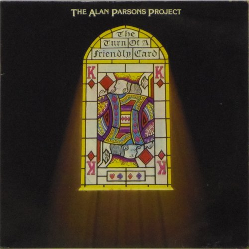 The Alan Parsons Project<br>The Turn of a Firiendly Card<br>LP