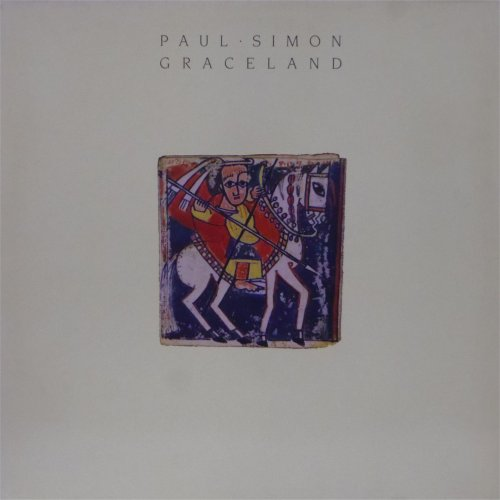 Paul Simon<br>Graceland<br>LP