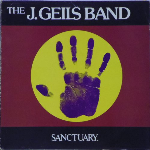 The J Geils Band<br>Sanctuary<br>LP