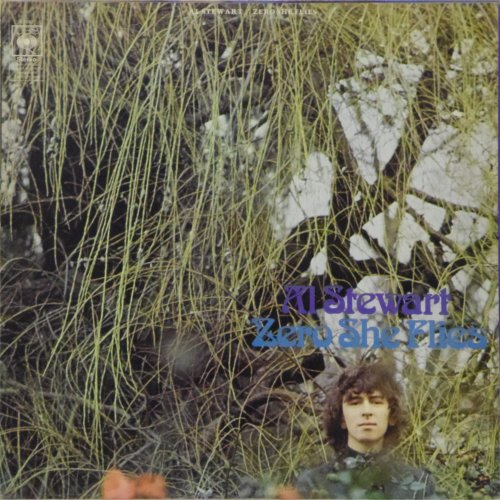 Al Stewart<br>Zero She Flies<br>LP