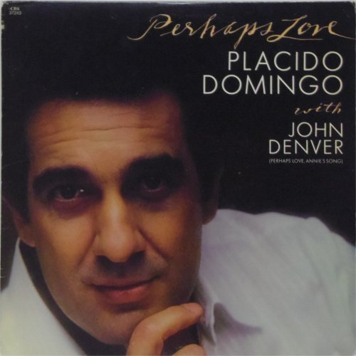 Placido Domingo<br>Perhaps Love<br>LP