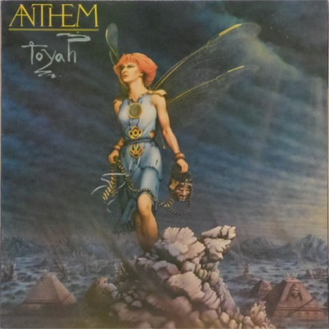 Toyah<br>Anthem<br>LP