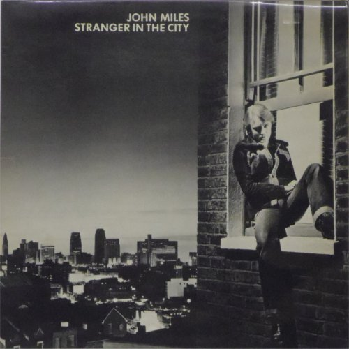 John Miles<br>Stranger In The City<br>LP