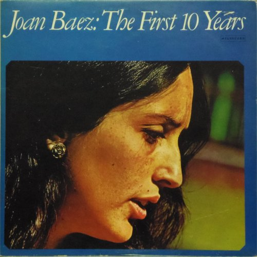 Joan Baez<BR>The First Ten Years<br>Double LP