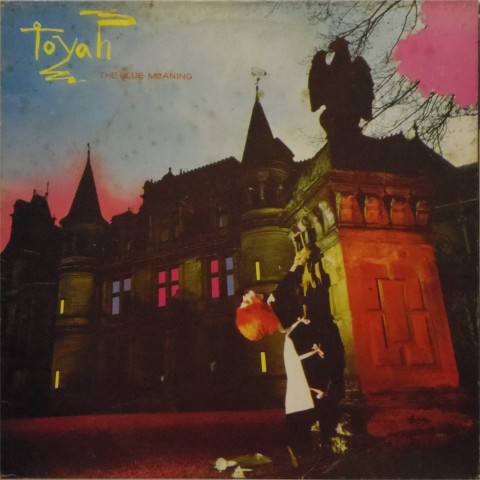 Toyah<br>The Blue Meaning<br>LP