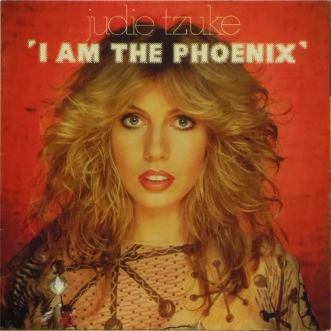 Judie Tzuke<br>I Am The Phoenix<br>LP