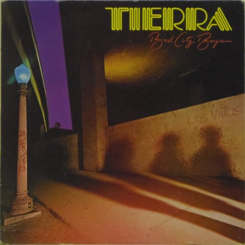 Tierra<br>Bad City Boys<br>LP