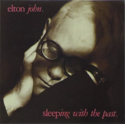 Elton John<br>Sleeping With The Past<br>LP