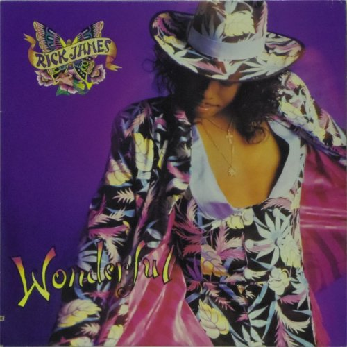 Rick James<br>Wonderful<br>LP