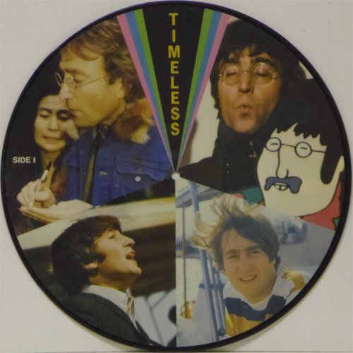 The Beatles<br>Timeless<br>Picture Disc LP