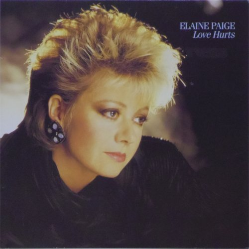 Elaine Paige<br>Love Hurts<br>LP