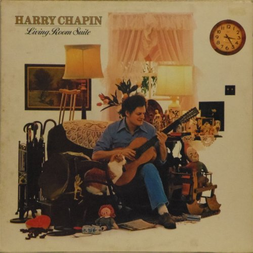 Harry Chapin<BR>Living Room Suite<br>LP