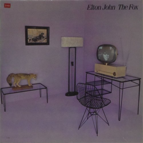 Elton John<br>The Fox<br>LP