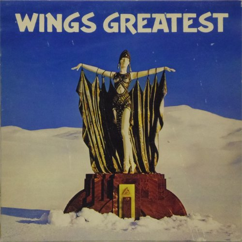Paul McCartney<br>Wings Greatest<br>LP