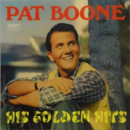 Pat Boone<BR>His Golden Hits<br>LP
