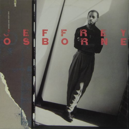 Jeffrey Osborne<br>One Love One Dream<br>LP