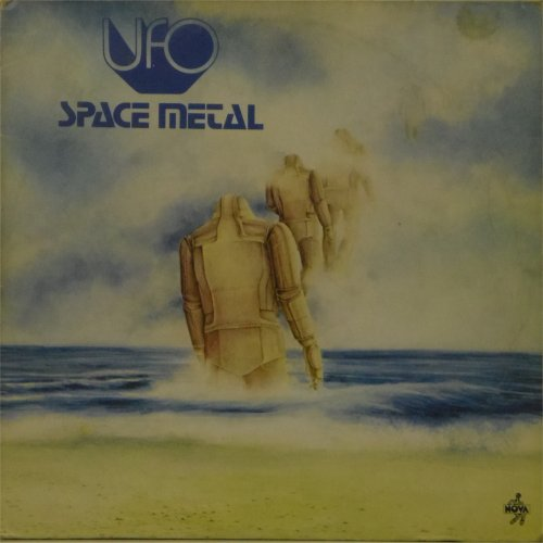 UFO<br>Space Metal<br>Double LP